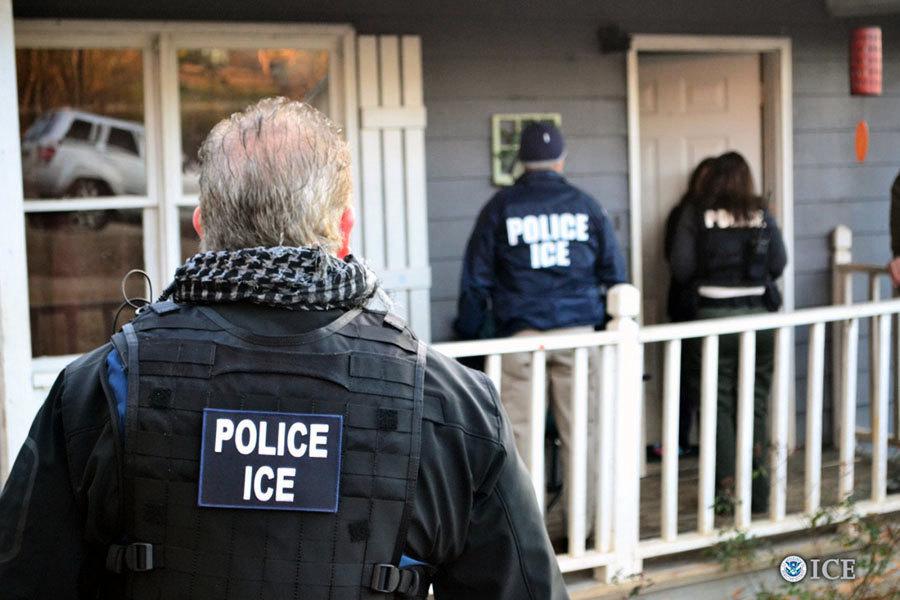抓捕680非法移民 美聲明針對三類人