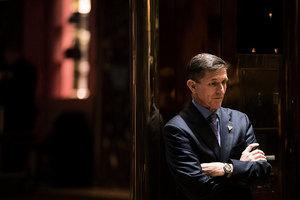 美國國家安全顧問弗林辭職