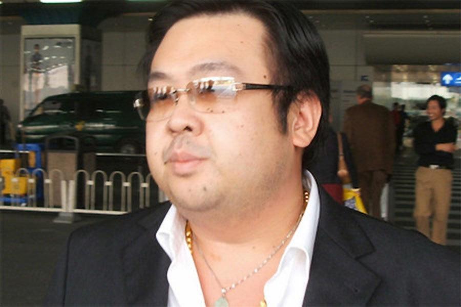 南韓政府消息人士14日(周二)告訴路透社,北韓領導人金正恩的哥哥金正男在馬來西亞被殺。(JIJI PRESS/AFP/Getty Images)