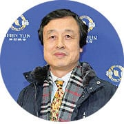 詩人、釜山廣域市文人協會副會長 金贊植