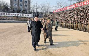 外媒:金正恩射導彈令北京尷尬