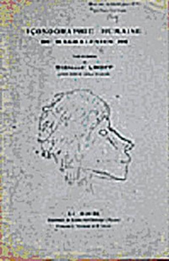 圖片2 是《馬格德林文化人類圖畫圖解》「Human Iconography of The Magdalenian」一書封面。馬格德林文化是指公元前1萬到1萬5千年法國一帶的史前文化。