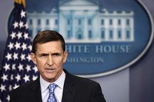 白宮:弗林辭職不涉法律問題而是信任問題