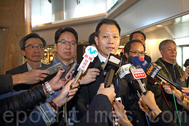 會計界17選委決提名曾俊華