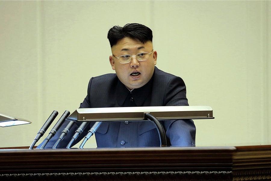傳朴槿惠曾下令暗殺 金正恩嚇得夜夜難眠