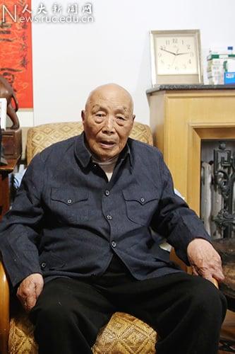 101周歲的中共副部級高官張騰霄日前病逝,其生前表示去世後拒絕安葬於八寶山。(網絡圖片)