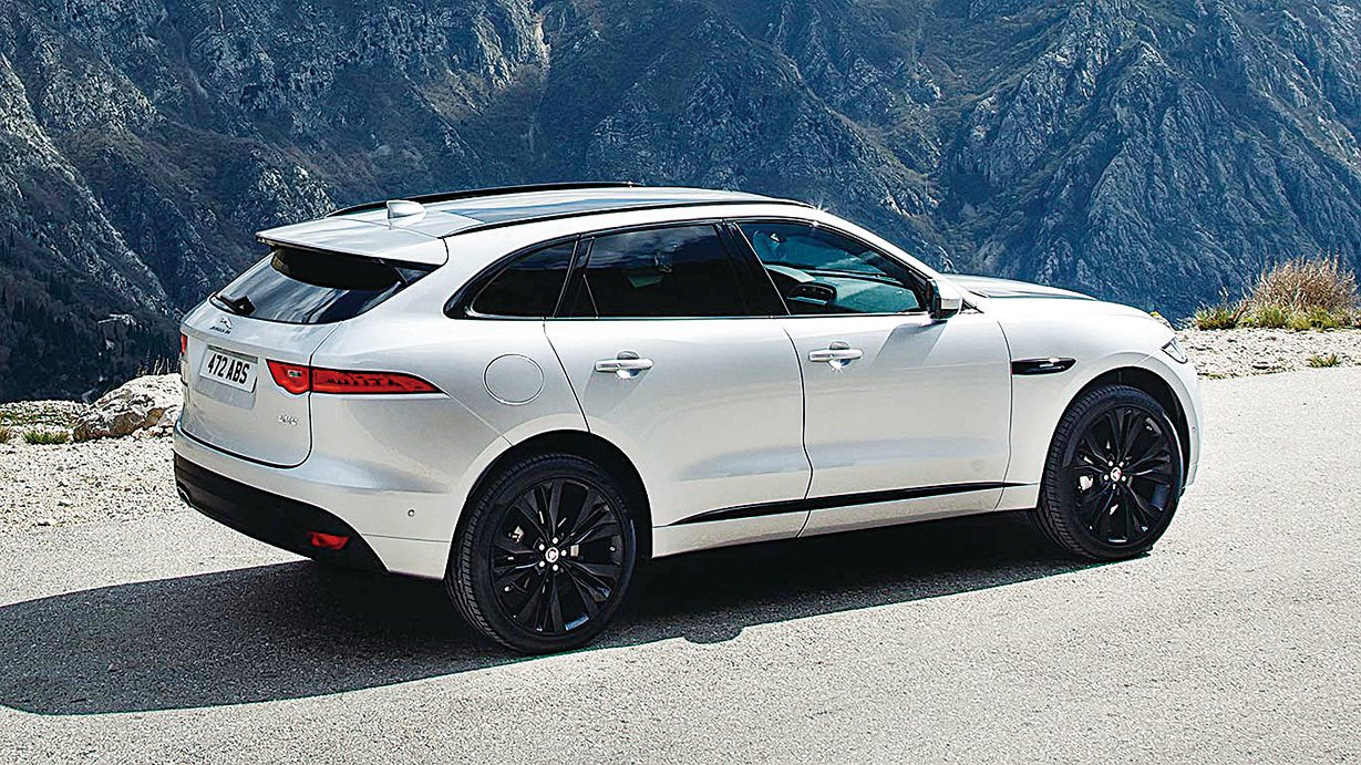 jaguar f pace r sport. Black Bedroom Furniture Sets. Home Design Ideas