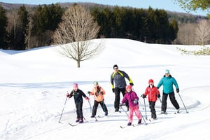 美國Okemo滑雪渡假村 找回冬日快樂時光