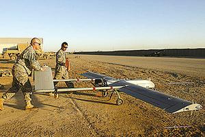 美軍無人機失蹤後尋獲 原因成謎