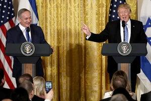 以色列總理訪美 開啟特朗普時代美以新關係