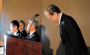 東芝社長首次透露收購案的三大失算