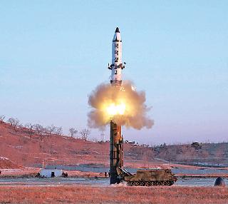 2月12日,即刺殺金正男事件前一日,北韓再試射導彈,發射地點距離中國大陸只有50餘公里。