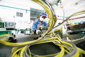 1月中國FDI同比下降9.2%