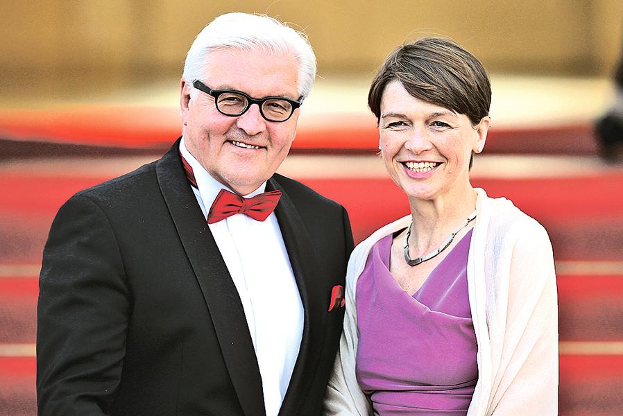 德國「第一家庭」亮相 新總統曾捐腎救妻