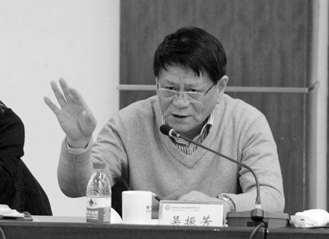 近日,中國海洋石油總公司前副總吳振芳犯受賄罪獲刑3年半。(網絡圖片)