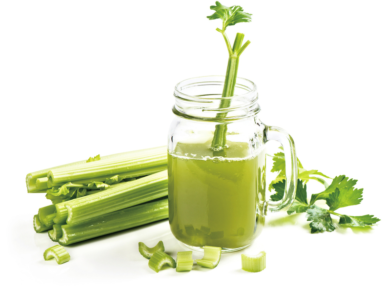 學會養生巧用芹菜