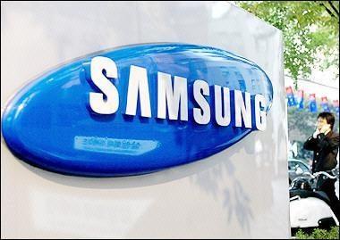 南韓最大型且獲利最豐的商業集團三星電子。(AFP)