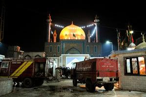 巴基斯坦聖殿遇襲88死 當局清剿恐怖份子