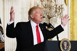 特朗普調十萬兵抓非法移民?白宮:百分百假新聞