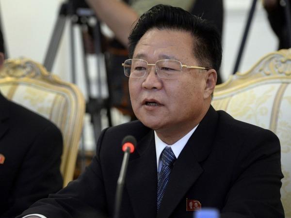 傳北韓二號人物崔龍海秘密訪華 滯留北京