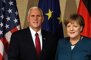 彭斯:美國是歐洲重要盟邦 特朗普支持北約