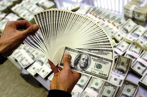 美元為何該漲而不漲?