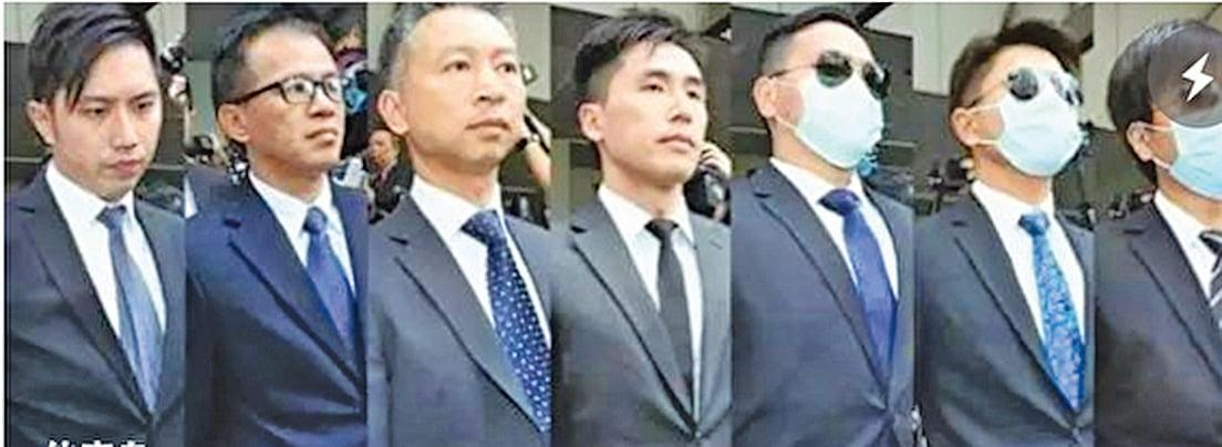 毆打佔中者7港警獲刑2年 中共黨媒叫屈引撻伐