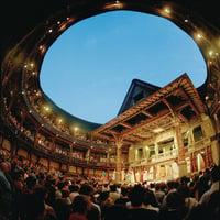 探訪英國倫敦 莎士比亞環球劇場