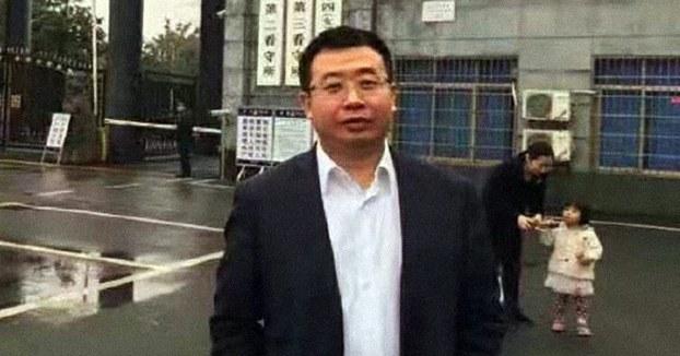 大陸維權律師江天勇。(金變玲提供)