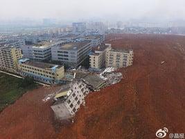 33廠房宿舍被埋