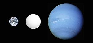 60行星被發現含1超級地球