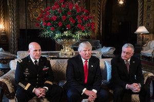 特朗普任命麥克馬斯特為新國安顧問