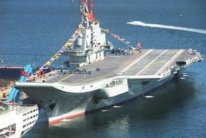 中美海軍實力相差多大?大陸專家語出驚人