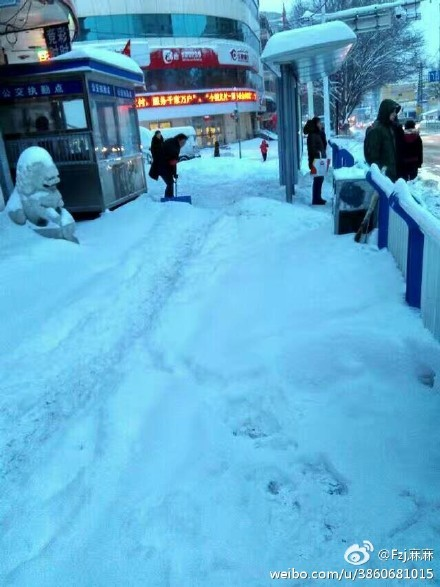 大風雪將籠罩過半國土 新疆多地暴雪