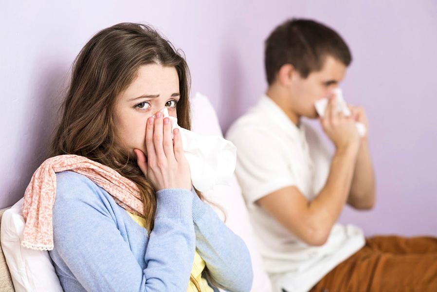 為甚麼人們在冬天比較容易感冒?