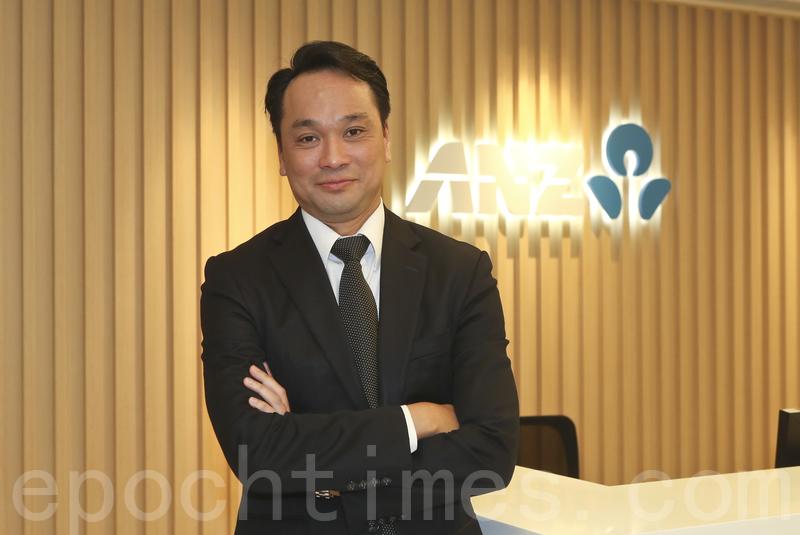 澳新銀行大中華區首席經濟學家楊宇霆。(余鋼/大紀元)