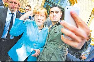 德國的戲劇 默克爾難民政策悄然轉身