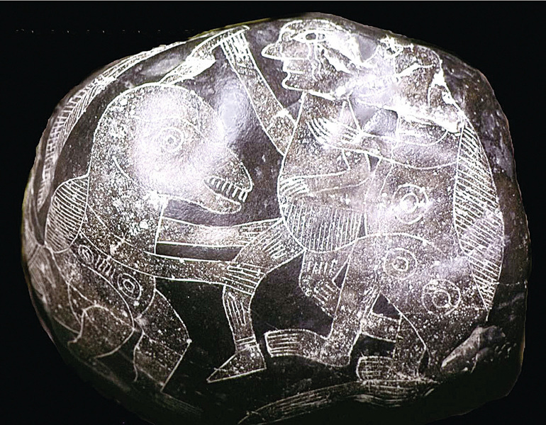 從考古發現看人類歷史的真貌(一)文物文獻記載證明巨人的存在