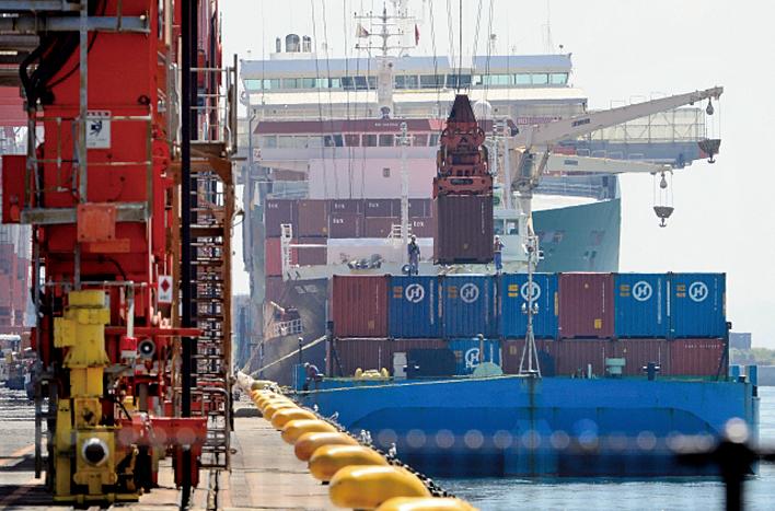去年全球貿易2009年來最低
