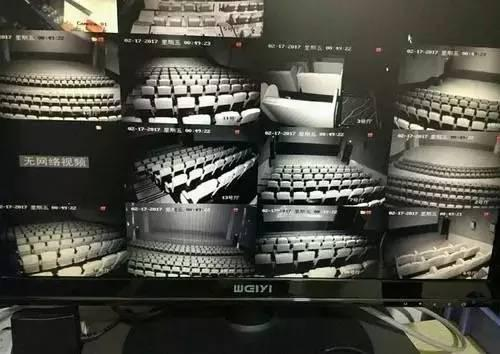 近日,有業內人士披露大陸電影院內幾乎在每個角落都裝有先進的夜視監控鏡頭,並且360度無死角。(網絡圖片)
