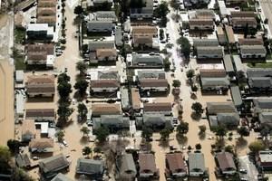 美國加州聖荷西百年一遇大洪水 五萬人撤離
