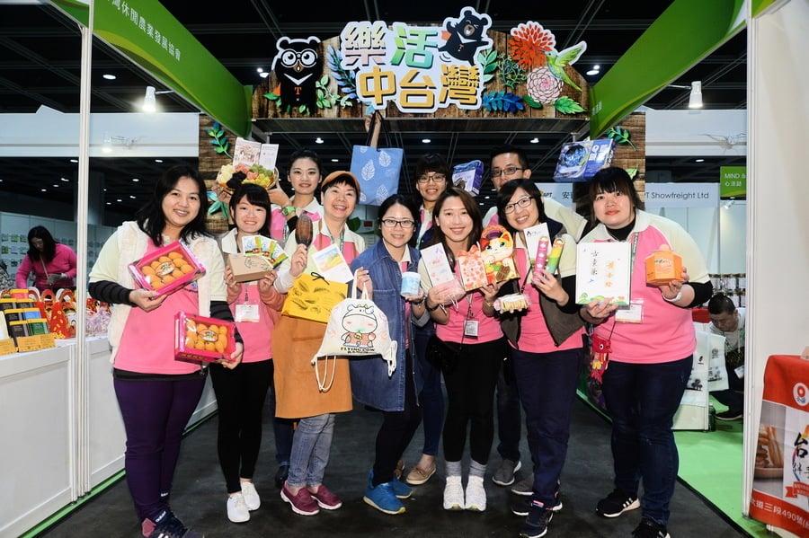 樂活博覽及素食展開幕  台灣逾30業者參展