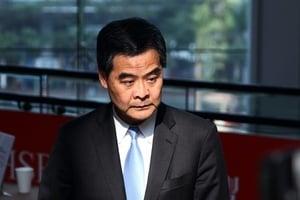 【時勢拆解】梁振英去政協 北京自廢武功?