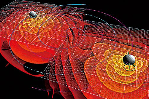 研究:LIGO設備 既可探測也能製造可變時空