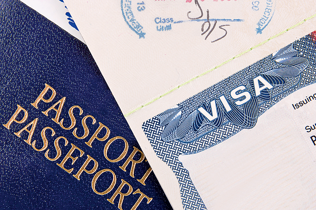 特朗普2月21日再度簽發更嚴格的移民令,但這並不影響外國公民通過合法途徑進入美國。(Fotolia)