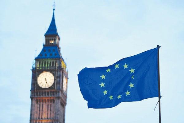 英國計劃下個月啟動脫歐程序。(Getty Images)