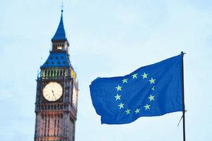 脫歐談判 英國亮劍