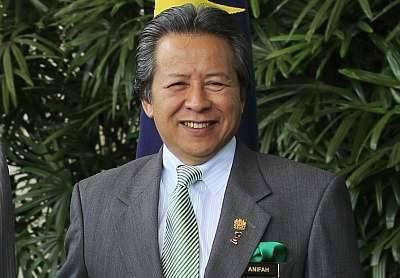 圖為馬來西亞外長阿尼法。(Facebook擷圖)
