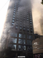 南昌酒店火災最少三死十四傷 有女子跳樓逃命