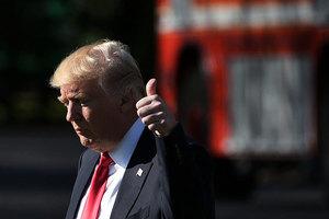 共襄盛舉 特朗普為白宮注入新活力